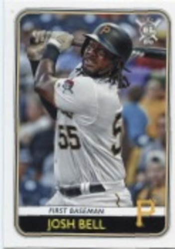 Photo of 2020 Topps Big League #204 Josh Bell