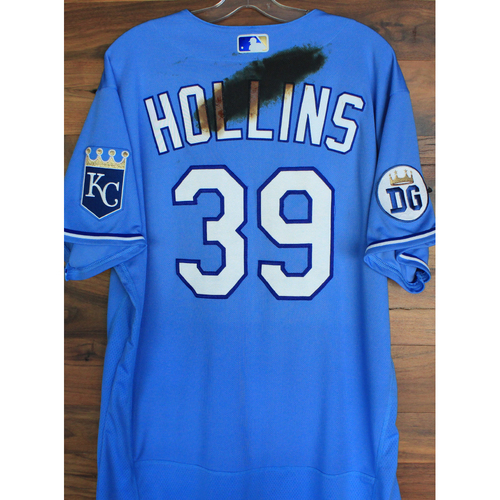Photo of Alex's Lemonade Stand Foundation: Game-Used Damon Hollins Jersey (Size 48 - 9/26/20 DET @ KC)