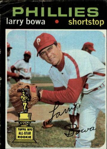 Photo of 1971 Topps #233 Larry Bowa