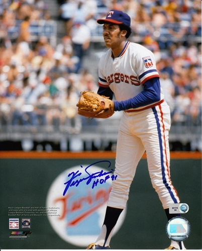 Photo of Fergie Jenkins Autographed 8x10