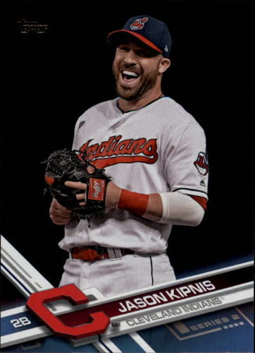 Photo of 2017 Topps Rainbow Foil #480 Jason Kipnis