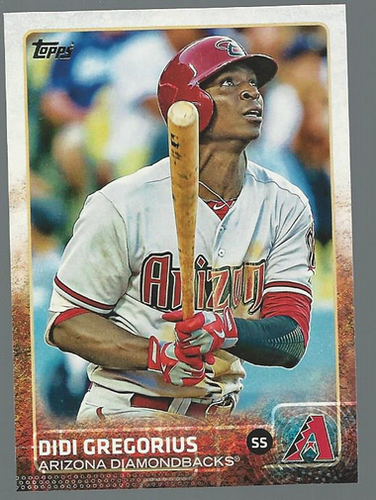 Photo of 2015 Topps #172 Didi Gregorius