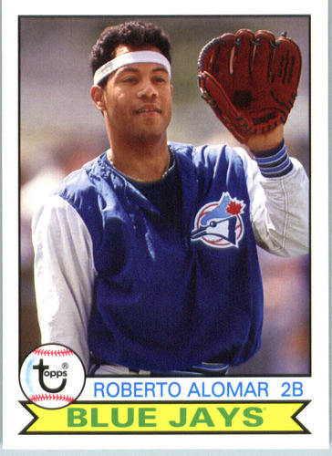Photo of 2016 Topps Archives #112 Roberto Alomar