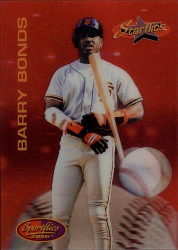 Photo of 1994 Sportflics #190 Barry Bonds SF