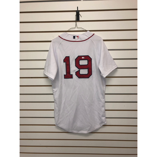 Photo of Koji Uehara Autographed Home Jersey