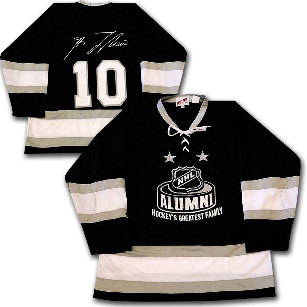 Guy Lafleur NHL Alumni Jersey - 2010 Alumni Man of the Year