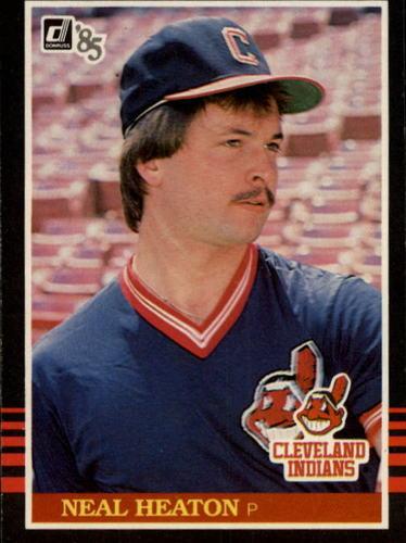 Photo of 1985 Donruss #373 Neal Heaton
