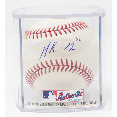 MacKenzie Gore Autographed Baseball