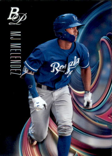 Photo of 2018 Bowman Platinum Top Prospects #TOP38 MJ Melendez