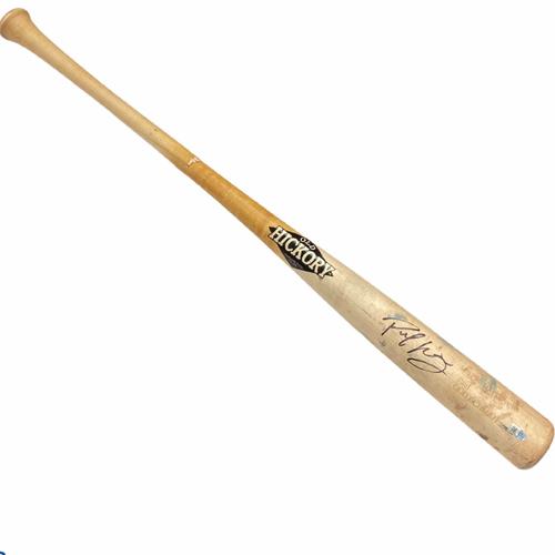 Photo of Paul Goldschmidt Autographed Game Used Broken Bat (8/27/19, STL V MIL)