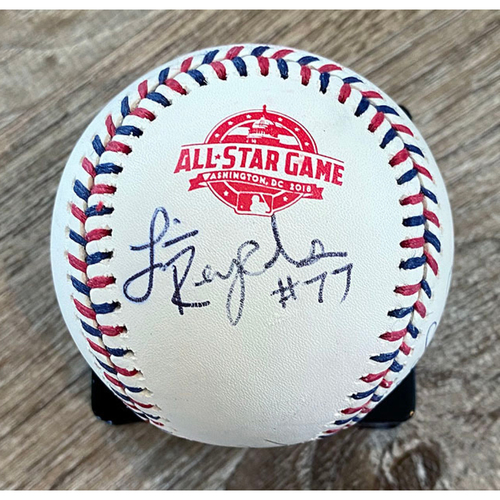 Photo of UMPS CARE AUCTION: Crew Signed 2018 All-Star Game Baseball