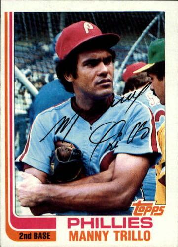 Photo of 1982 Topps #220 Manny Trillo