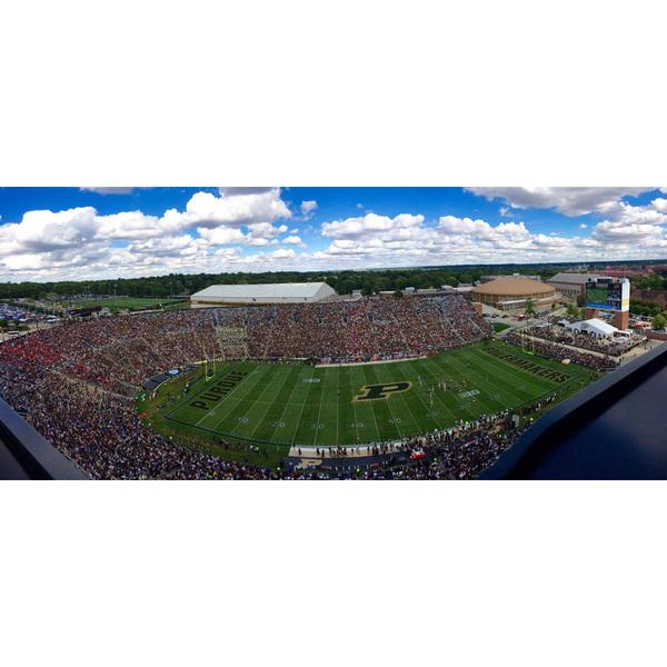 Photo of FOOTBALL GAMEDAY EXPERIENCE / Northwestern / Nov. 12