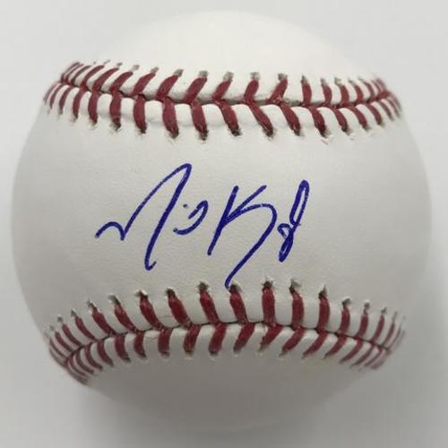 Michael Kopech Autographed Baseball