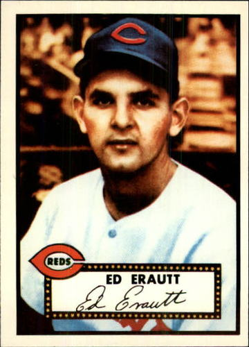 Photo of 1983 Topps 1952 Reprint #171 Ed Erautt