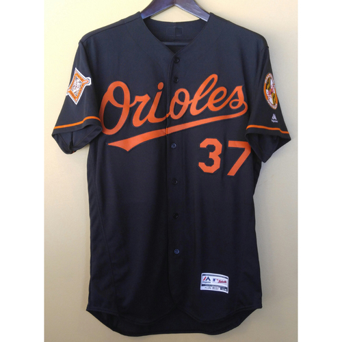 Photo of Dylan Bundy - Friday Night Black Jersey: Team-Issued