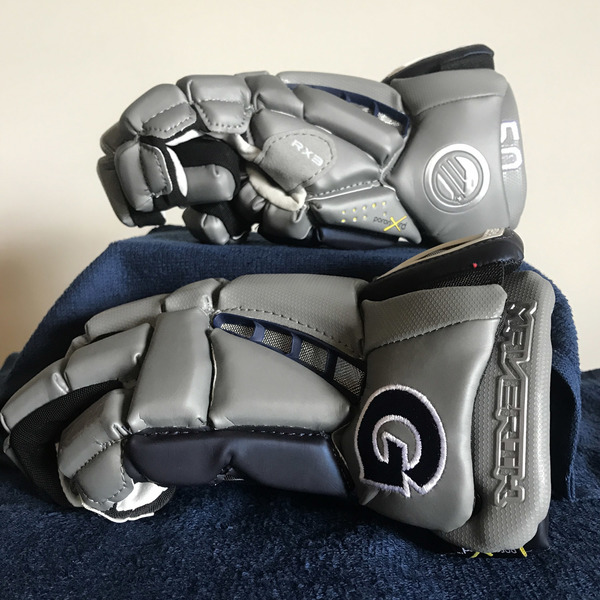 Photo of Georgetown Men's Lacrosse Gloves #50