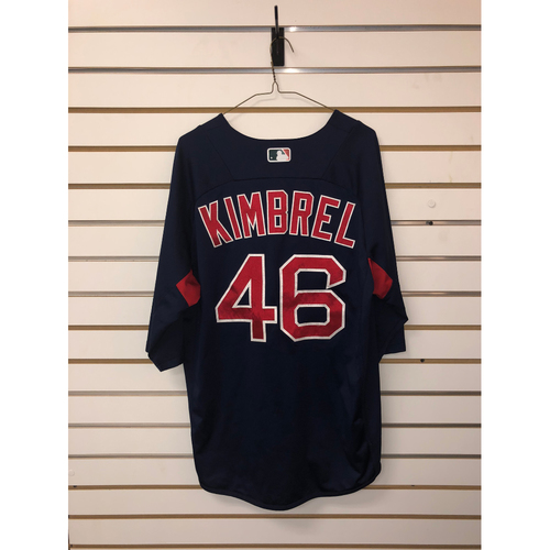 Photo of Craig Kimbrel Team-Issued Road Batting Practice Jersey