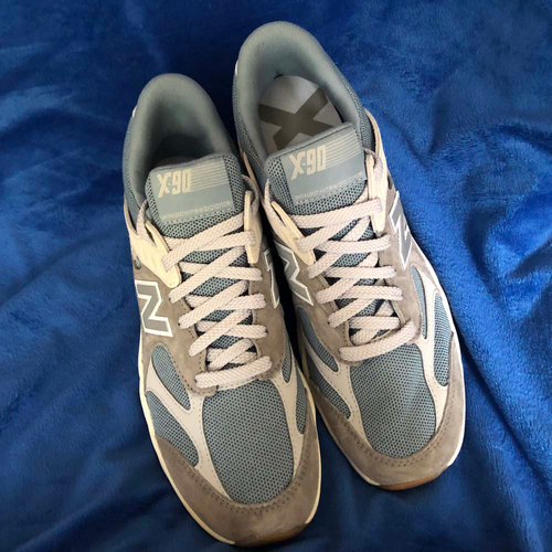Photo of UMPS CARE AUCTION: New Balance Shoes X-90 Model Men's Size 9.5
