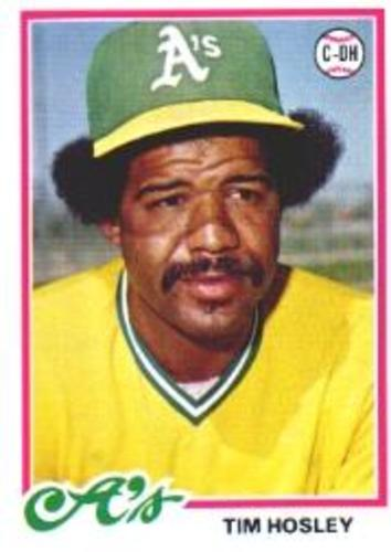 Photo of 1978 Topps #261 Tim Hosley