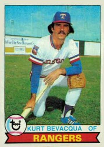 Photo of 1979 Topps #44 Kurt Bevacqua