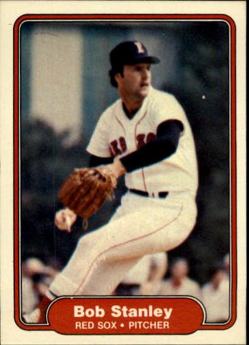 Photo of 1982 Fleer #307 Bob Stanley