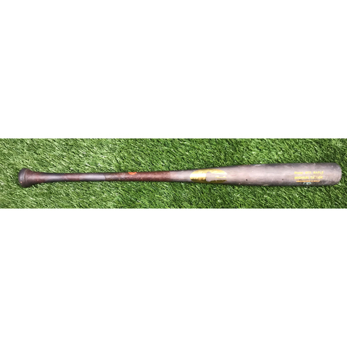 Photo of Game-Used Michael A. Taylor Broken Bat from NLDS Game 4