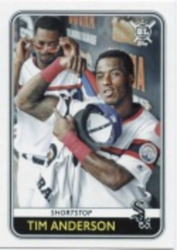Photo of 2020 Topps Big League #211 Tim Anderson