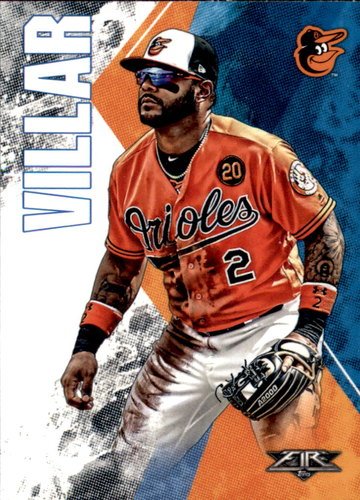 Photo of 2019 Topps Fire #142 Jonathan Villar