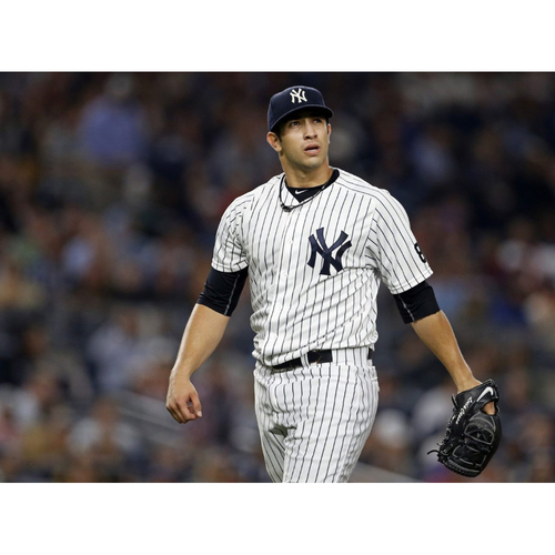 Photo of Lot #84: Memorable Moment: New York Yankees Pitcher Luis Cessa Personalized Special Recorded Video Message