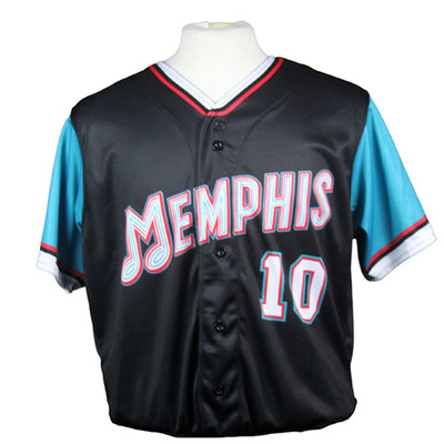 Number 10 2021 Grizzlies-themed Jersey