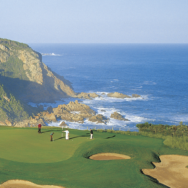Photo of Unforgettable Elephant Ride & Golf Experience at the Conrad Pezula - Knysna, South Africa