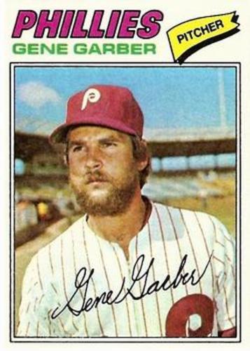 Photo of 1977 Topps #289 Gene Garber