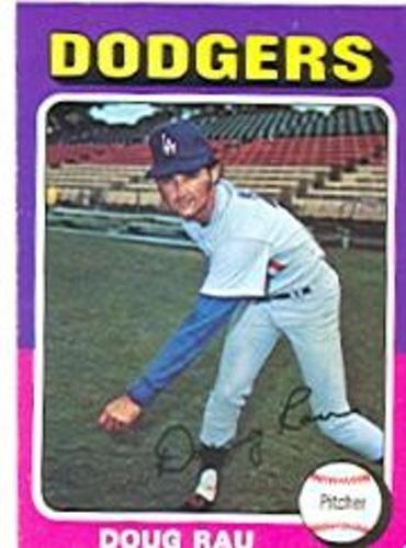 Photo of 1975 Topps #269 Doug Rau