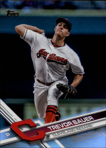 Photo of 2017 Topps Rainbow Foil #533 Trevor Bauer