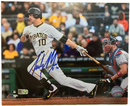 Photo of Jordy Mercer Autographed 8 x 10 Photo