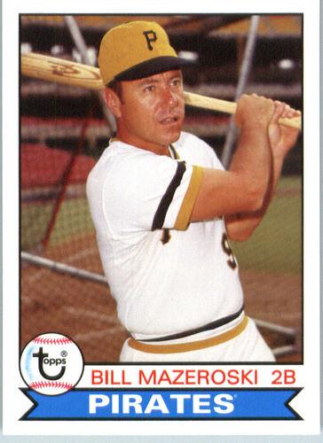 Photo of 2016 Topps Archives #118 Bill Mazeroski