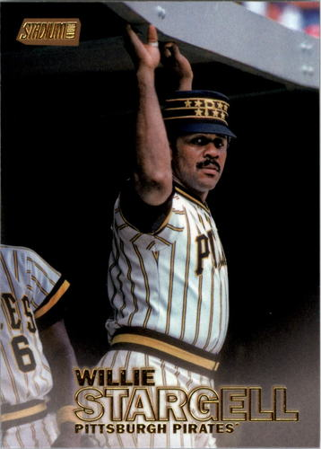 Photo of 2016 Stadium Club Gold #123 Willie Stargell
