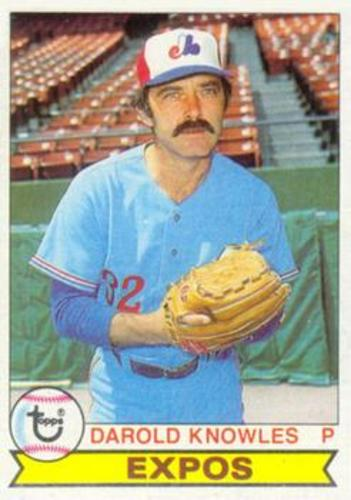 Photo of 1979 Topps #581 Darold Knowles