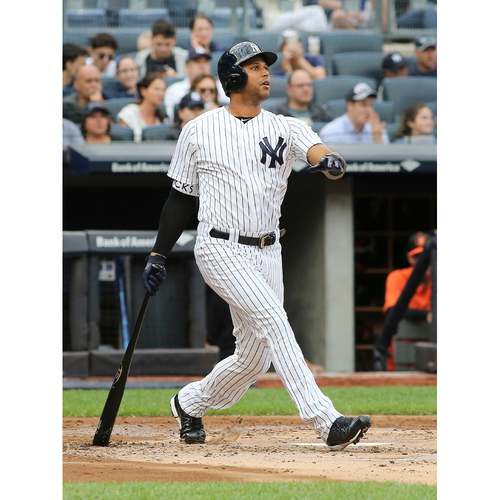 Photo of Lot #85: Memorable Moment: New York Yankees Outfielder Aaron Hicks Personalized Special Recorded Video Message