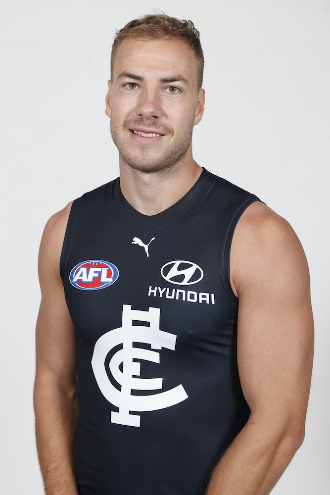 2021 AFL Clash Player Guernsey - Harry McKay