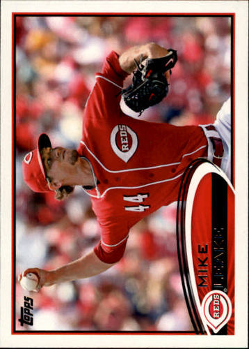 Photo of 2012 Topps #308A Mike Leake