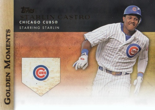 Photo of 2012 Topps Update Golden Moments #GMU15 Starlin Castro