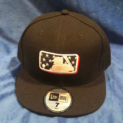 Photo of UMPS CARE AUCTION: MLB Specialty Stars Umpire Plate Cap, Size 7