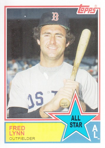 Photo of 2013 Topps Archives 1983 All-Stars #FL Fred Lynn