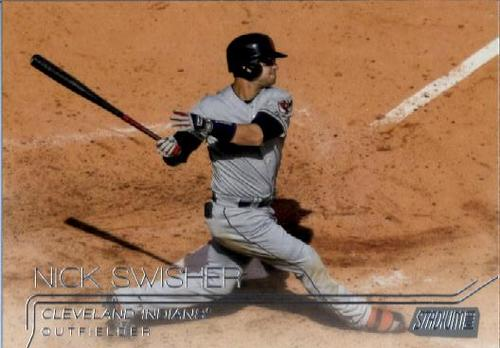Photo of 2015 Stadium Club #155 Nick Swisher