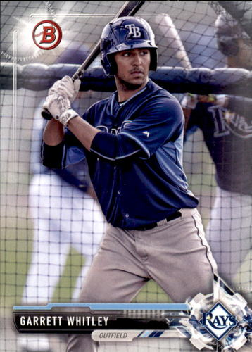 Photo of 2017 Bowman Prospects #BP53 Garrett Whitley