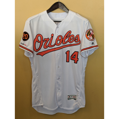 Photo of Rio Ruiz - Home Jersey: Game-Used