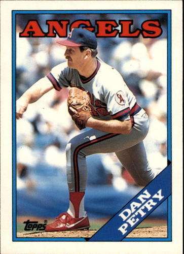 Photo of 1988 Topps Traded #85T Dan Petry