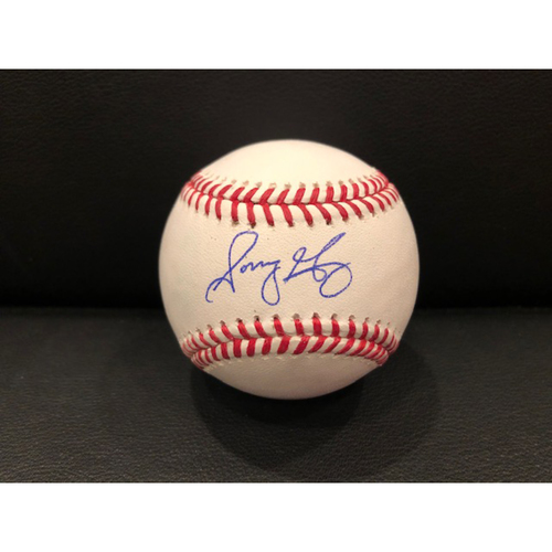 Photo of Reds Authentics: Sonny Gray -- Autographed Baseball